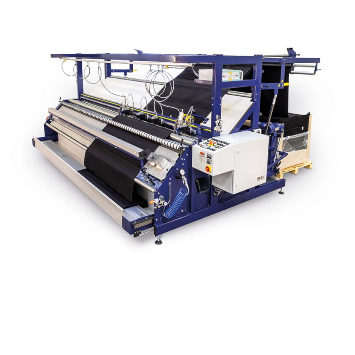 ASCO Salsa length & cross cutting machine
