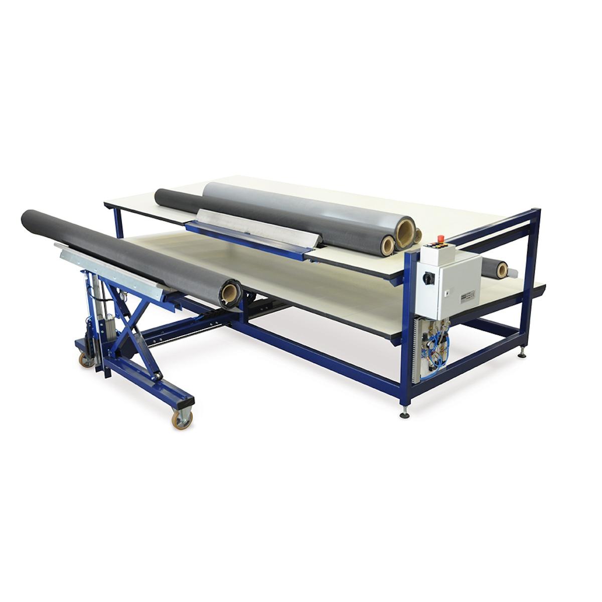Roll Buffer Table