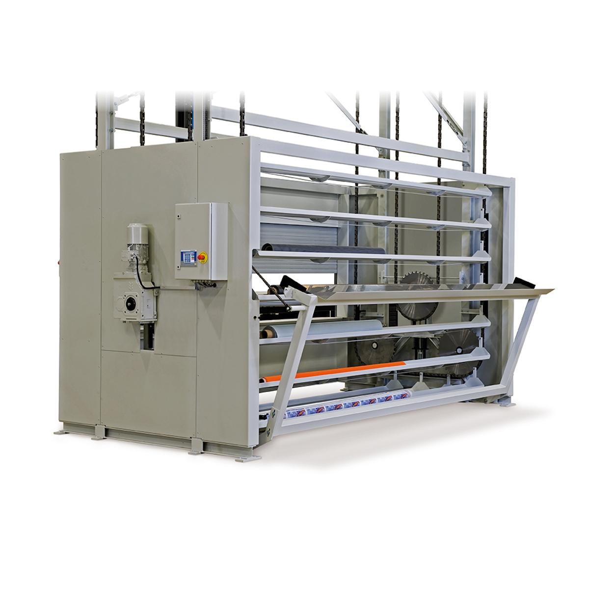 Rotary Storage System