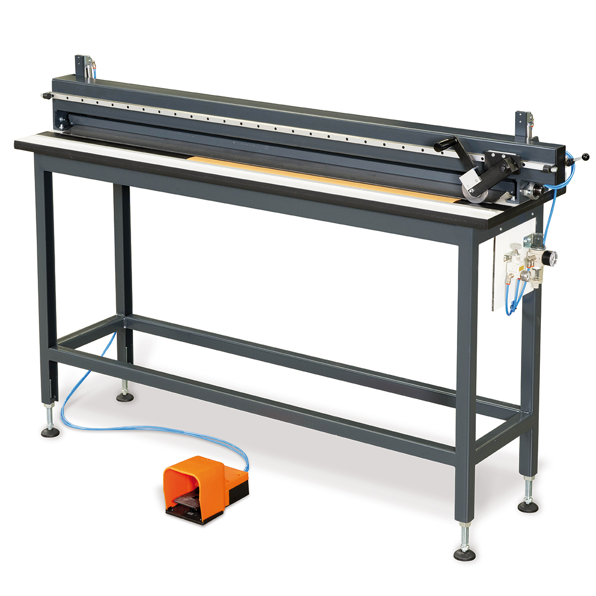 Custom assembly table